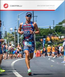 Castelli Custom Triathlon Catalog